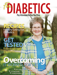 Free Diabetes information, simply fill out the form.
